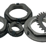 Group of Axle Nuts