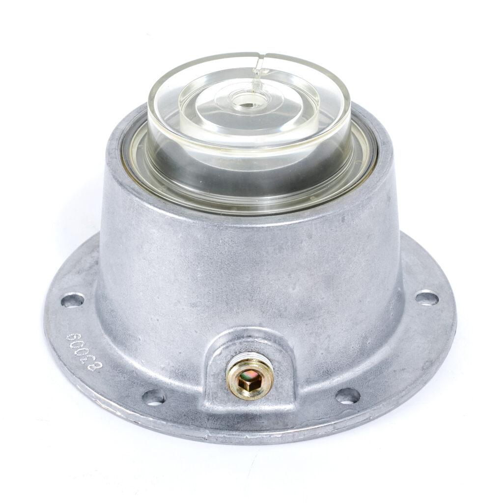 Aluminum Cast Hub Cap