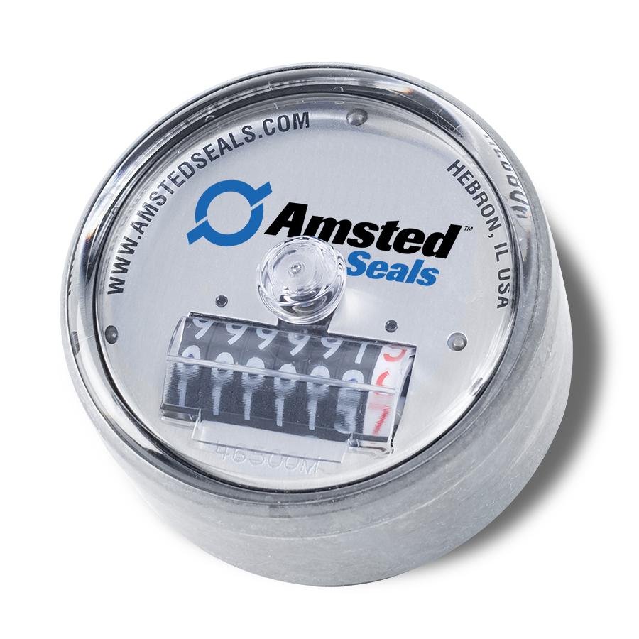 Analog Hubodometer