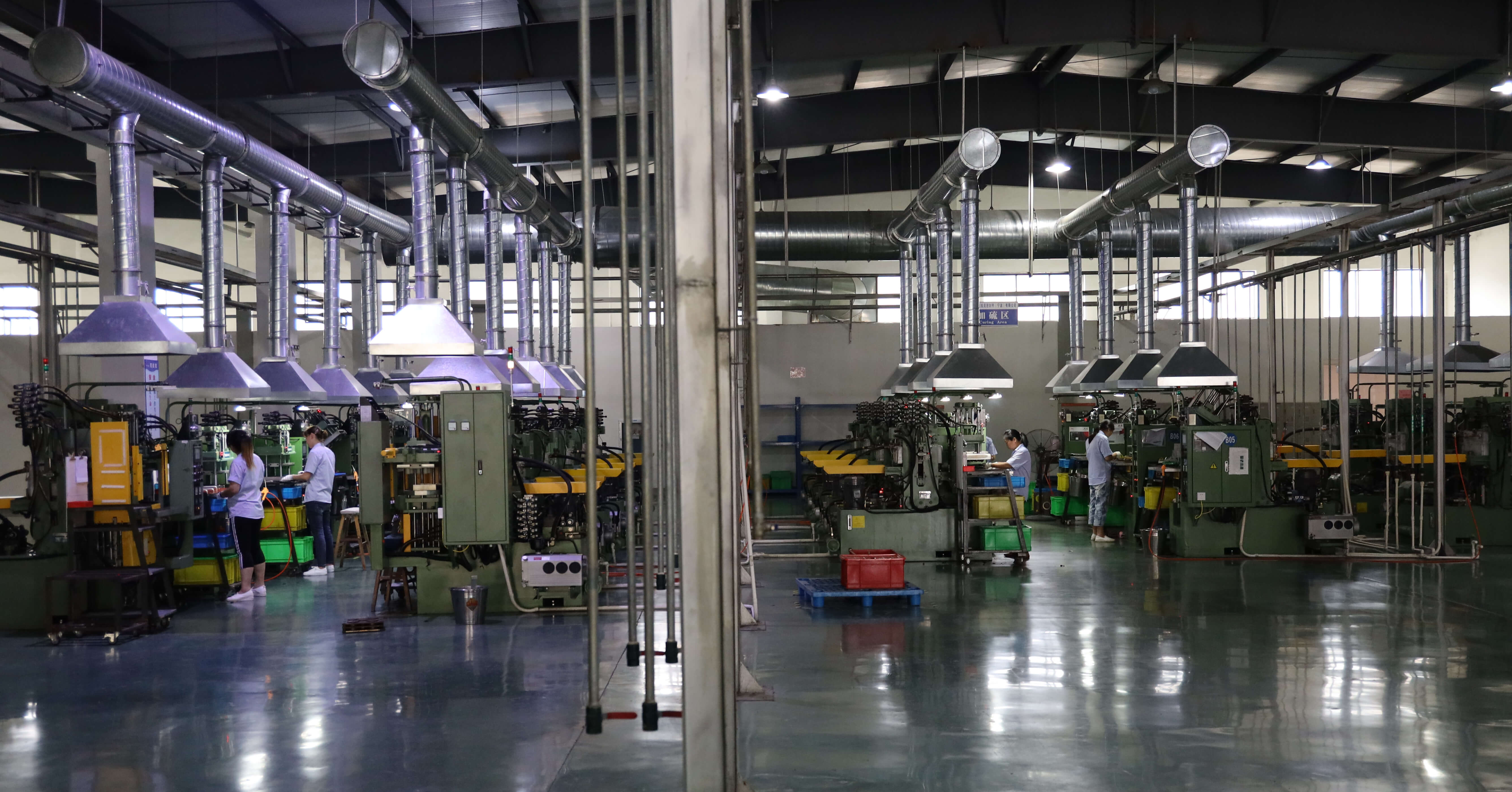 Amsted Seals Ningbo facility